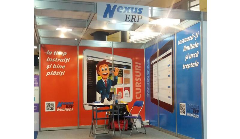 Nexus ERP partener imworld 2016 3