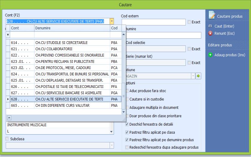 Devize lucrari Adaugare Antecalcul Serviciu Tert 02