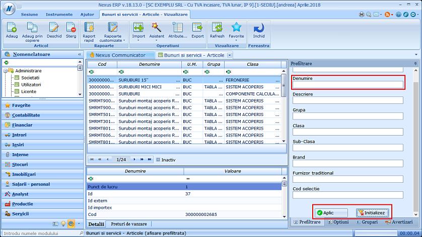 Optimizare vizualizare informatii produse 03