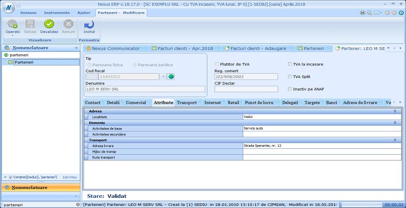 Atribute client01