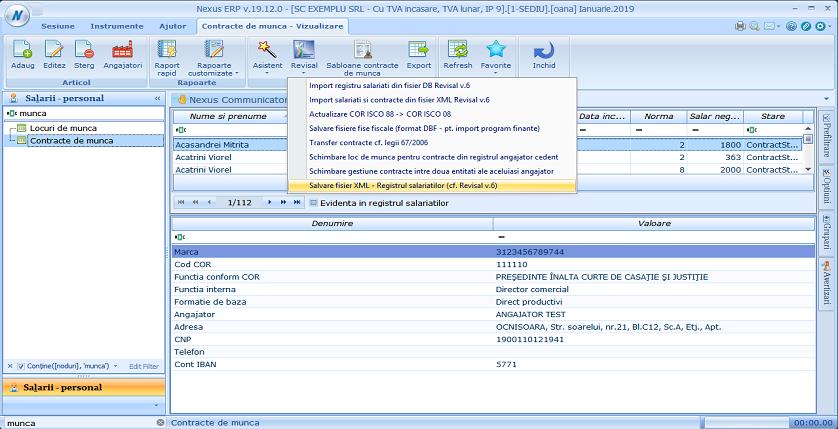 drept export xml revisal02
