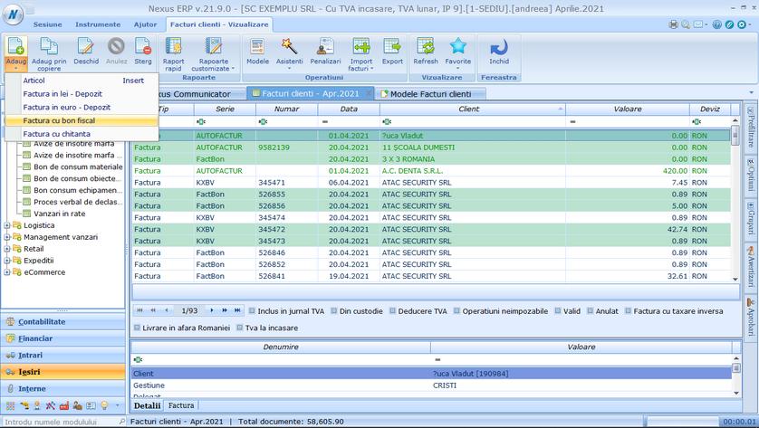 Posibilitati configurare editare 05
