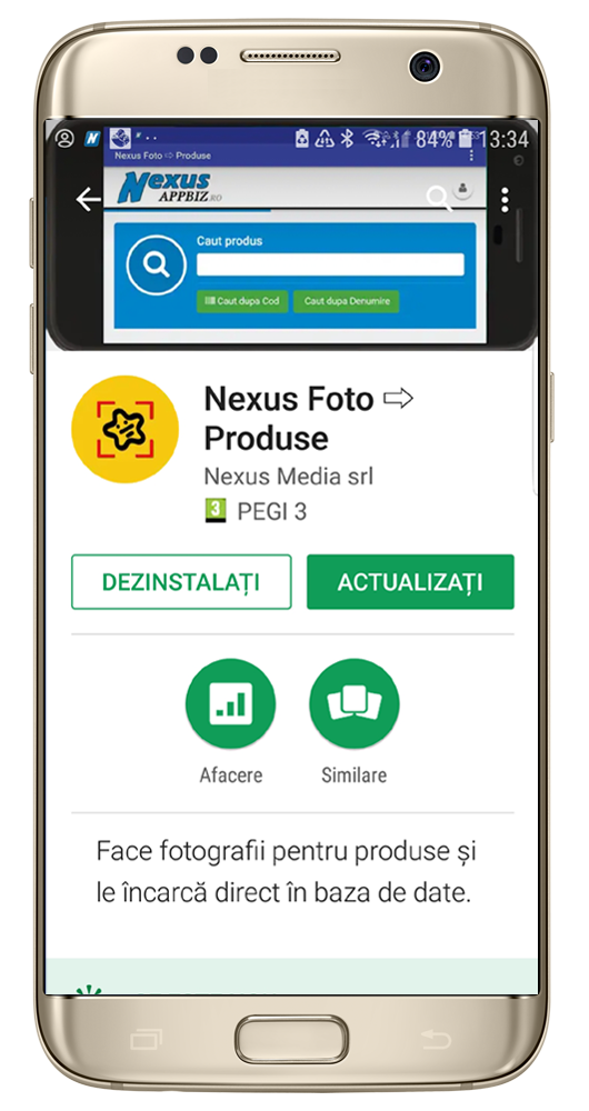 Nexus Foto Produse Google Play